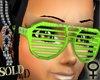 [SD]F Lime Green Shutter