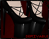 !VR! Pentagram Heels V1