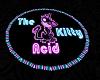 The Acid Kitty Rug