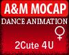 A&M Dance *2Cute 4U*