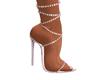ice Pink Heels