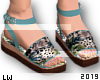 [LW]Mom&Kid Sandals