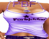 PBF*Forbidden Lav Tee