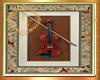 Wall Art Violin