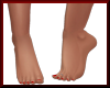 F Bare Feet RED NAILS