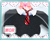 M0R-kawaii Tie Red<3