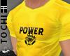 #T Power Jersey #Lemon