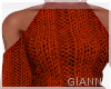 Semanni Sweater Pumpkin