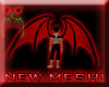 Demon Wings (New Mesh)