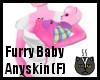 Anyskin Furry Baby (F)