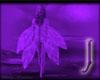 Animated Purple Fairy
