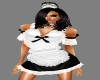 {LA} French Maid outfit