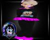 Kid Hoodie Outfit lila