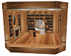 Blond Wood Library Ad On