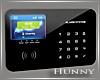 H. Digital Sec Alarm