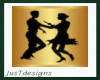 Dancing Couple Poster 4