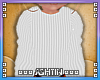 ! KID Fall White Sweater
