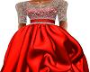 Red Esteria Gown
