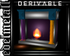 -e- Ambient Fireplace