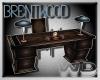 (W) Brentwood Desk
