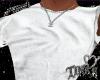 Cropped Plain T-Shirt <3