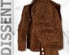 h. jacket brown