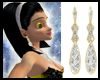 DiamondTeardrp Earrings