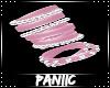 ♛ Bangle R - Pink