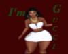 Im Gucci White Pumps