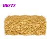 HB777 Hay Bale Poseless
