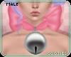 👾 Bell Collar | Pink