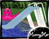 Poolside Slide
