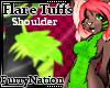 [FN] Flare Shoulder Tuff