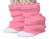 Child Pink Bunneh Boots