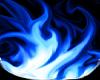 [BLZ]Blue Flame Nails