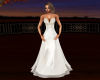 !White Bridesmaids Dress