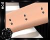 [AW]3 PVC Arm Studs L