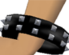 Stud Wrist left black