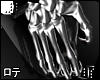 ☯   Bone Hand R
