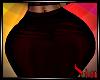 Deep Red Pants