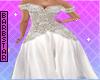 lU/white gala dress
