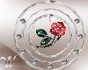 *W* Jyll Rose Earrings