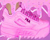 Fila  Pink ♡