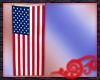Hanging Flag USA