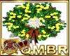 QMBR Animated Wreath