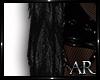 AR* Black Half Fur Deriv