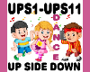 Dance&Song Up Side Down