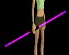 Purple Rod Left Hand