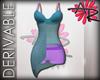 !Drv_HD Chain Kini Dress