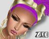 [zuv]cabrina purple gold